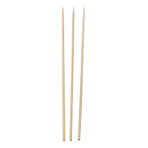 "Bamboo Skewer, Size: 10"", Compostable, 12,000/cs"