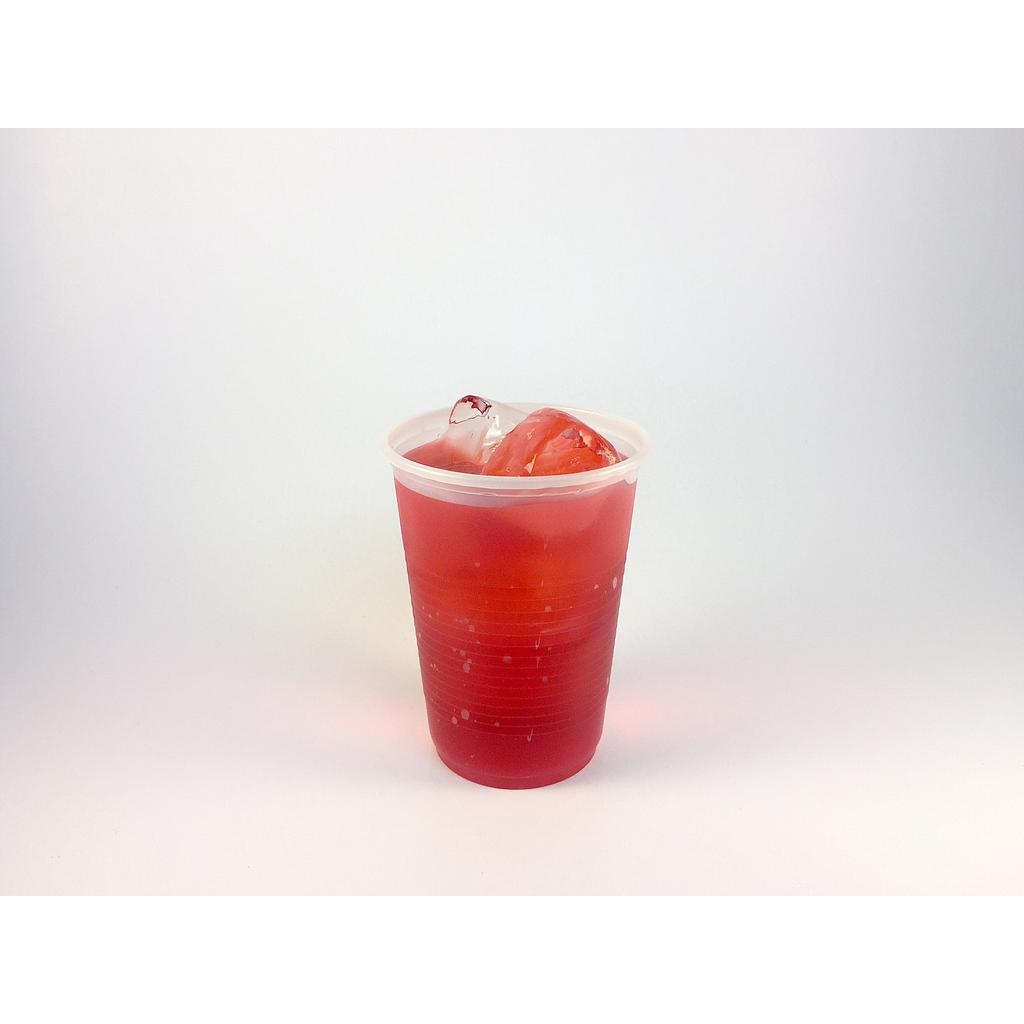 12 oz Polystyrene cold cup, Color: translucent, 1000/cs