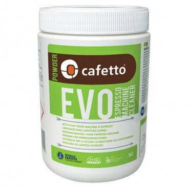 Espresso Machine Cleaner Powder, Auburn ECO Line EVO, Certified Organic, 500g jar