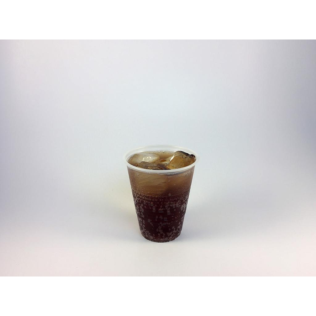 7 oz Polystyrene cold cup, Color: translucent, 2500/cs