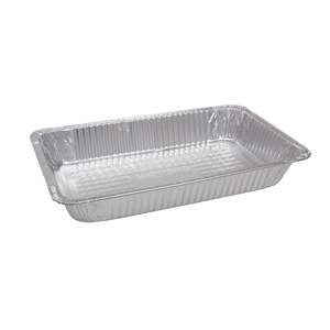 "*SPECIAL ORDER ITEM* Full size steam table aluminum pan, Deep, Standard Weight, Size; 20.75""x12.87""x3.19"", 50/cs, Special Order, Non-refundable, 1 week lead time"