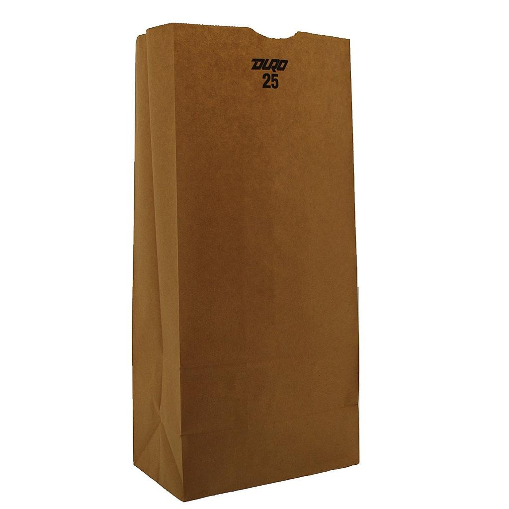 *SPECIAL ORDER ITEM* 25# Grocery Paper Bag, Size: 8.25x5.25x18, Color: Natural, 500/cs, Special Order, Non-refundable, 1 week lead time