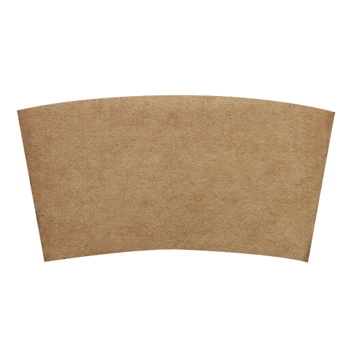 Cup Jacket / Sleeve, Color: Natural, Fits 8 oz Cups, 950/Cs