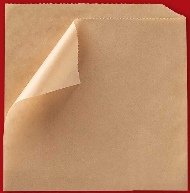 "*SPECIAL ORDER ITEM* Side opening paper sleeve, Size: 7""x6.75"", Color: Kraft, Compostable, 1000/cs * SEE DETAILS BELOW*"