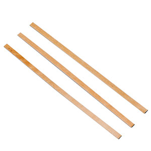 "5.5"" Wood Stirrer, Color/Material: Natural White Birch Wood, Compostable, 10,000/cs"