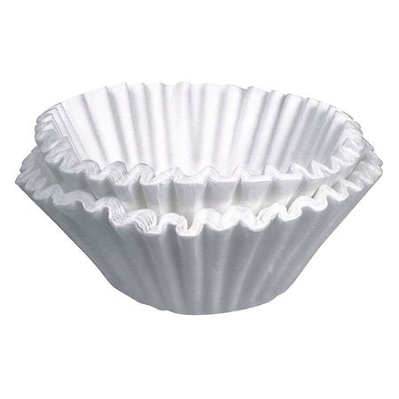 "Paper Coffee Filter, Color: White, Size: 9.75""X4.25"", BUNN, 3024/cs"