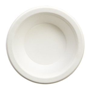 *SPECIAL ORDER ITEM* 12 oz Heavy Weight Bowl, Material: Natural Sugarcane Bagasse, Color: White, Compostable, 1000/cs *SEE DETAILS BELOW*